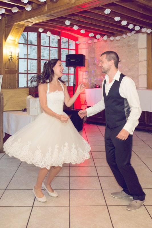 mariage château de la fleunie dordogne