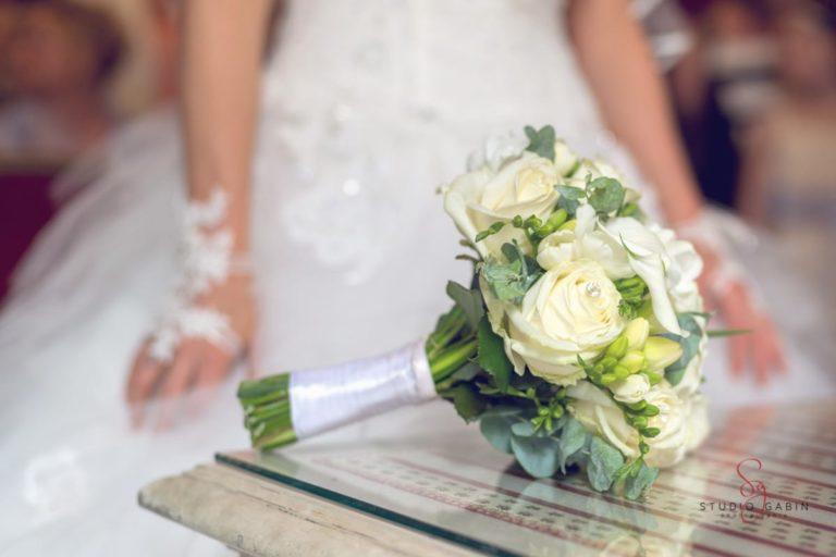 Mariage romantique à la Chartreuse des Eyres
