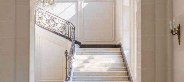 Hôtel de La Tresne à Bordeaux - reportage pour Loy Kapel