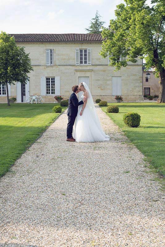 Photographe de mariage en Gironde | Studio Gabin - Photographe