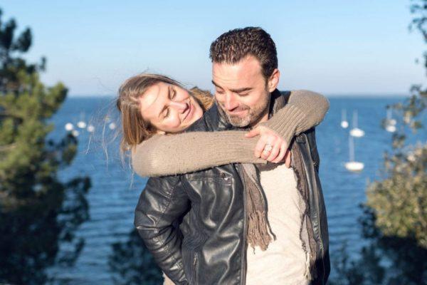 Studio Gabin | Séance photo de couple sur la Côte Atlantique
