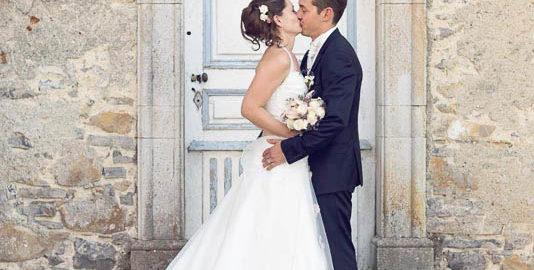mariage au domaine de Lucain