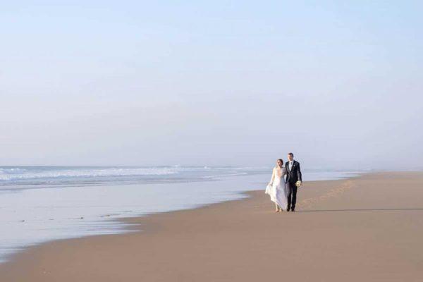 Studio Gabin | Séance photo couple sur les plages du Cap Ferret