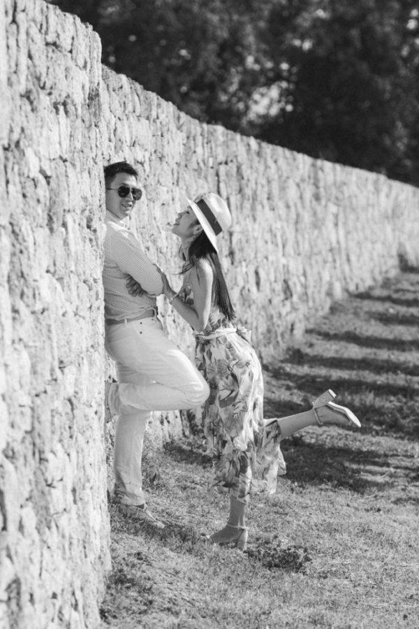 Studio Gabin | Séance photo : découvrez Jun & Howard quelques heures seulement avant leur mariage