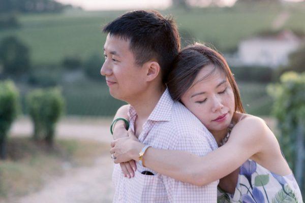 Séance photo : découvrez Jun & Howard quelques heures seulement avant leur mariage | Studio Gabin - Photographe